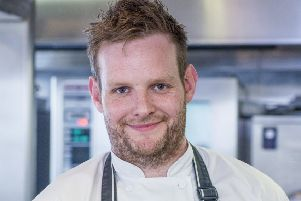 Award-winning chef Colin Lyall