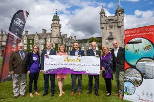 VSA's 150th anniversary ball will be held at Balmoral Castle next year