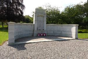 The commemoration evening will be held at Banchory's Gordons war memorial