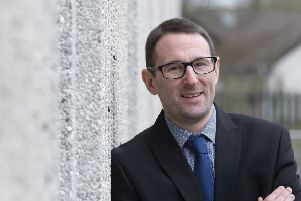 Paul Macari was previously the council's principal developer obligations officer. Picture: Aberdeenshire Council