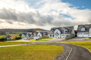Kirkwood Homes' development at Woodland of Durris