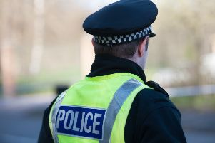 Police have arrested four teenagers in connection with the incident.