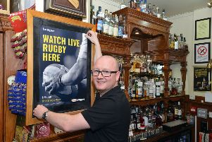 The Athletic Arms or The Differs has been nominated as one of the best rugby bars in the country. Picture; Jon Savage