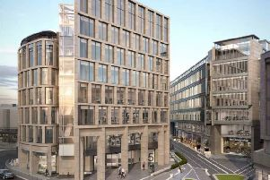 M&G Real Estate intend to press ahead with development plans for the prominent Haymarket site, which include a major office and hotel block