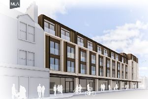 Former Woolworths site on 181-195 St John's Road. Picture: Contributed