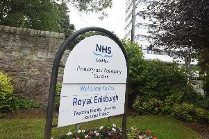The Royal Edinburgh Hospital. Picture: Greg Macvean