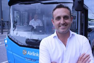 Alex Cole-Hamilton has backed proposals for a priority parking scheme.