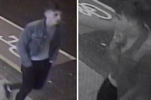 Police believe the man pictured may be able to assist with the investigation.
