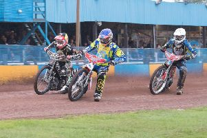 Edinburgh Monarchs defeated Sheffield Tigers at home last week. Pic: Ron MacNeill