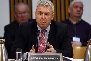 Andrew McKinlay will lead the second Scottish Golf national conference in Edinburgh tomorrow