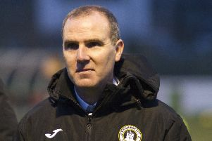 Edinburgh City manager James McDonaugh is having to deal with a number of injuries