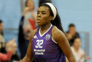 Tia Weledji top scored for Caledonia Pride