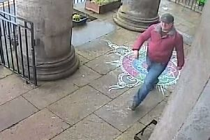 CCTV images have been released following the incident. Picture: Police Scotland