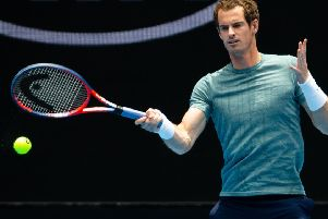 Andy Murray plans to retire from tennis this year. Picture: AFP/Getty Images