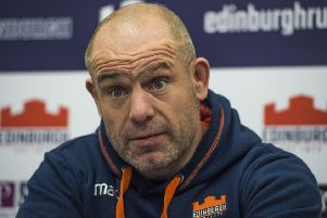 Richard Cockerill wants to make BT Murrayfield as intimidating as possible for Montpellier