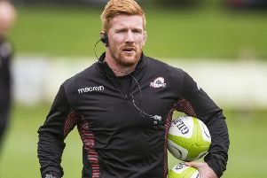 Roddy Grant will join Ulster in the summer. Picture: SNS Group