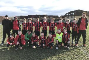 Gala Fairydean Under-13s