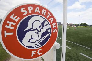 Spartans will host a Liverpool XI in July. Picture: SNS Group