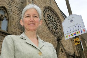 Leith Walk Labour Councillor Marion Donaldson has resigned. Picture: Gordon Fraser