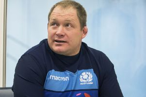 WP Nel has become the linchpin of the Scotland pack
