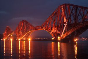 Motorists will be diverted through South Queensferry. Picture: TSPL