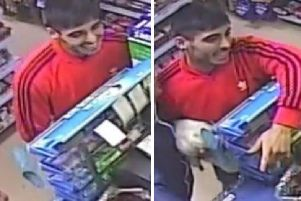 Police believe the man picured may be able to assist with their enquiries.