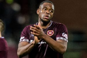 Uche Ikpeazu came on as a second-half substitute against Livingston on Wednesday