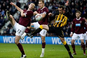 Hearts defeated Auchinleck back in 2012. Picture: SNS