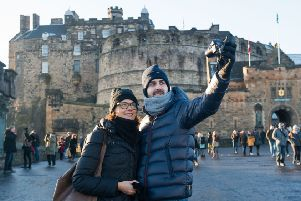 Will a tourist tax drive away visitors to Edinburgh? (Picture: Ian Georgeson)