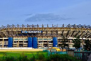 Plan ahead for your trip to Murrayfield (Photo: Shutterstock)