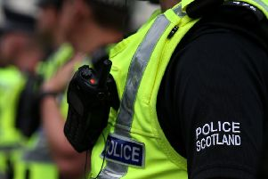 Police Scotland is appealing for information. Picture: Andrew Milligan/PA Wire