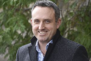 Alex Cole-Hamilton is the Lib Dem MSP for Edinburgh Western. Picture: Greg Macvean