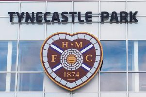 Hearts have issued a statement condemning alleged racial abuse