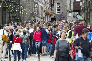 Senior business figures are said to be unimpressed by the consultation carried out on the Tourist Tax. Picture: Ian Rutherford