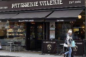 Patisserie Valerie has been saved. Picture: Lauren Hurley/PA Wire