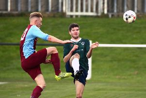Kieran Somerville says Whitehill will battle until the end. Pic: TSPL