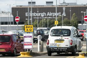 Increased parking will be offered at Edinburgh airport