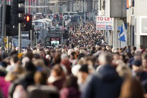 Edinburgh has the lowest grant Scottish Government grant per head of population in the country