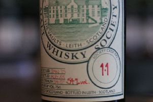 The Scotch Malt Whisky Society host special event with dram of first ever bottling, 1.1.