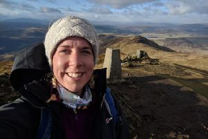 West Lothian local Hayley Smith is to take on the epic Saharan trek to raise money for cancer research.