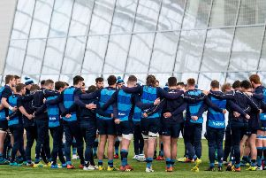 Scotland head to France looking for a first win since 1999. Picture: SNS Group