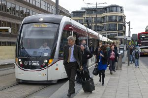 It seems the administration is determined to press ahead with the tram extension, no matter the cost. Picture: Ian Rutherford