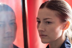 STV Production's Scottish drama The Victim, starring Kelly Macdonald, is soon to air on BBC1. Picture: Contributed