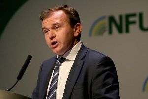 Fisheries minister George Eustice has quit in order to oppose a delay to Brexit