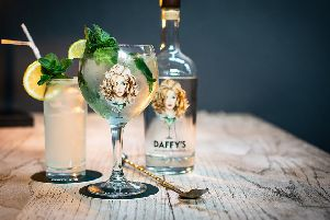 Edinburgh West End Gin Festival launches