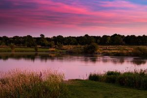 Pottishaw Fishery, near Whitburn. Pic: Alistair Bocker