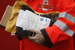 NHS Lothian is keeping Susan's postie busy even though she's an 'ePatient'. Picture: Getty