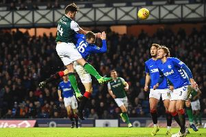 Darren McGregor scored a late equaliser the last time the two sides met. Picture: SNS Group