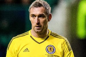 Hearts were interested in bringing Allan McGregor to Tynecastle last summer