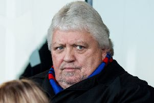 Inverness chairman Graham Rae has had his say on the early kick-off time. Picture: SNS Group